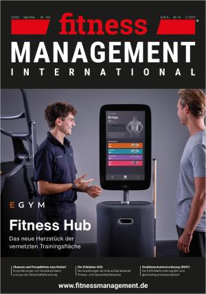 Einzelausgabe fitness MANAGEMENT international
